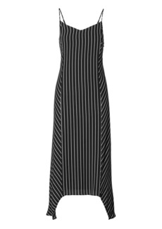 Banana Republic Stripe Slip Dress