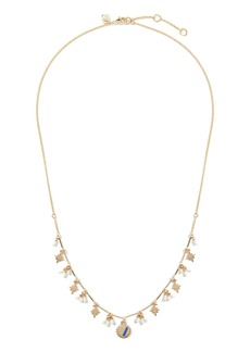 Banana Republic Summer Beads Station Necklace