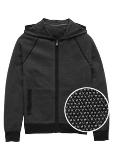 Banana Republic SUPIMA® Cotton Sweater Hoodie
