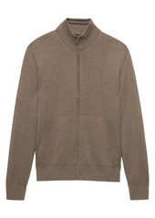 Banana republic supima cotton full zip sweater jacket abv9aa8ef13 a