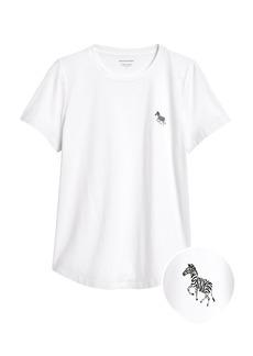 Banana Republic SUPIMA® Cotton Graphic T-Shirt