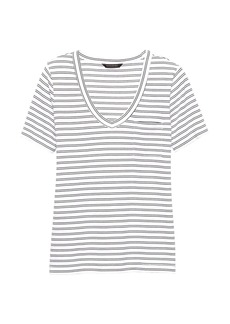 Banana Republic SUPIMA® Cotton Pocket V-Neck T-Shirt