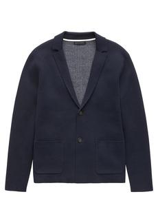 Banana Republic SUPIMA® Cotton Sweater Blazer