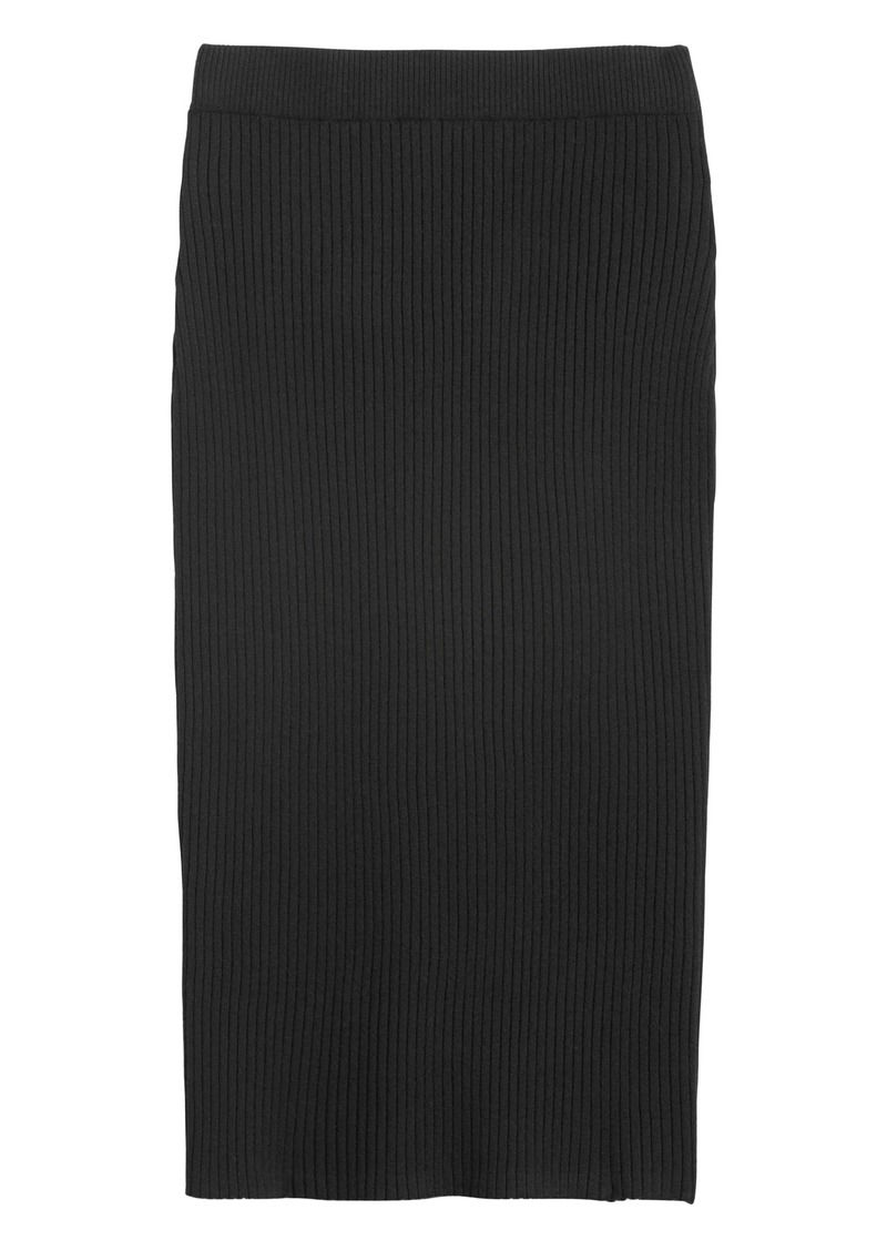 Banana Republic Sweater Pencil Skirt