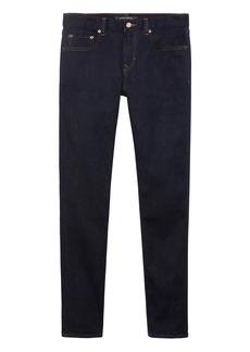 Banana Republic Athletic Tapered Rapid Movement Denim Stay Blue Jean
