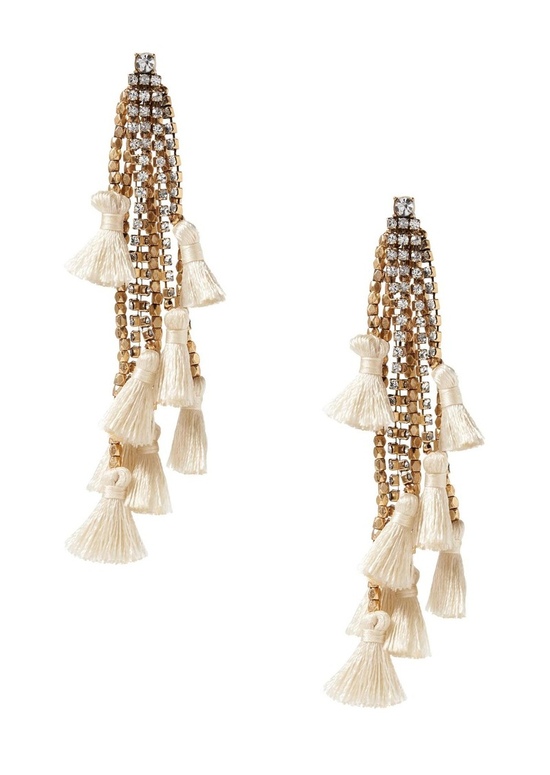 Banana Republic Tassel Drop Earring