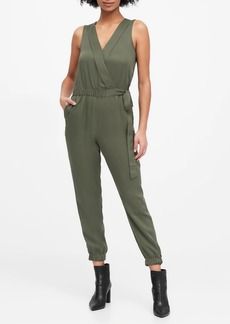 Banana Republic TENCEL&#153 Wrap Jumpsuit