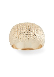 Banana Republic Textured Dome Ring