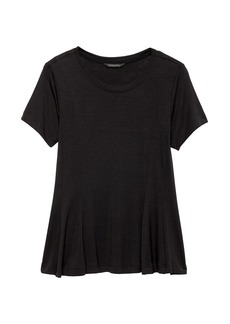 Banana Republic Threadsoft Swing T-Shirt