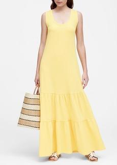 Banana Republic Tiered Maxi Dress
