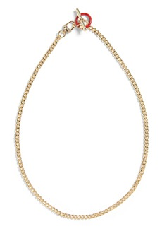 Banana Republic Toggle Chain Necklace