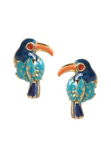Banana Republic Toucan Stud Earrings