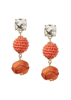 Banana Republic Tropical Baubles Drop Earring