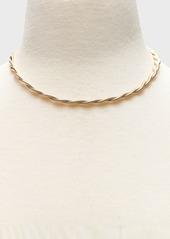 Banana Republic Twist Chain Necklace