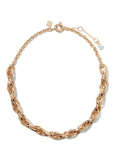Banana Republic Twisted Link Necklace