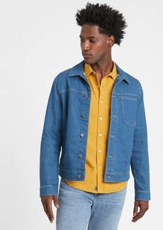 Banana Republic Untucked Slim-Fit Super Soft Shirt