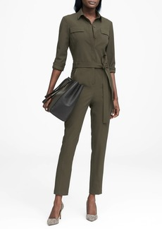 Banana Republic Utility Jumpsuit