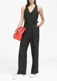 Banana Republic V-Neck Jumpsuit