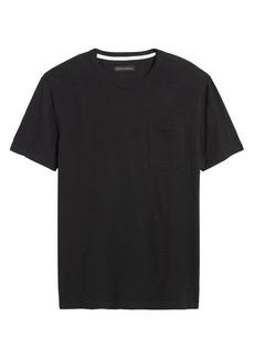 Banana Republic Vintage 100% Cotton Crew-Neck T-Shirt