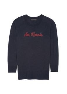 Banana Republic Washable Merino Raglan Sweater