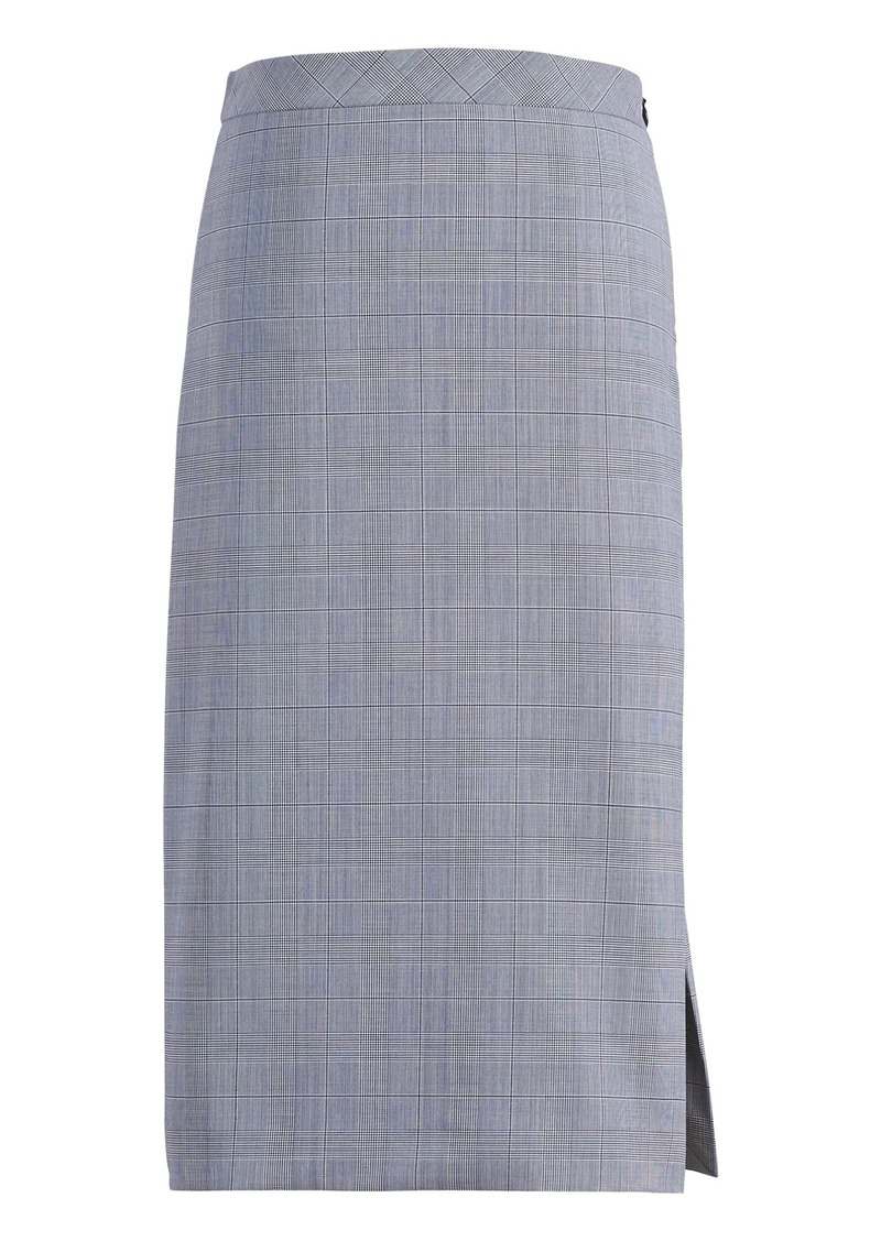 Banana Republic Washable Wool-Blend Pencil Skirt