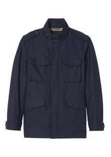 Banana Republic Water-Repellent Four Pocket Jacket