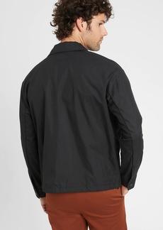 Banana Republic Water-Resistant Short Jacket