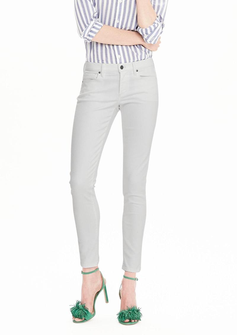 Banana Republic White Skinny Ankle Jean