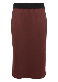 Banana Republic Wrinkle-Resistant Stretch Neoprene Skirt