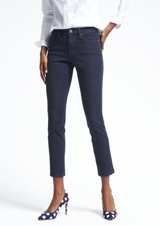 Zero Gravity Dark Wash Skinny Ankle Jean