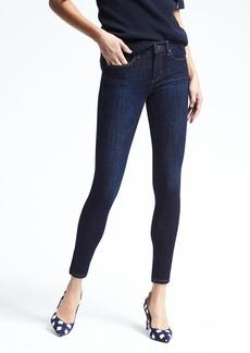 Zero Gravity Dark Wash Skinny Ankle Jean