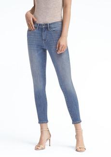 Skinny Zero Gravity Light Wash Ankle Jean