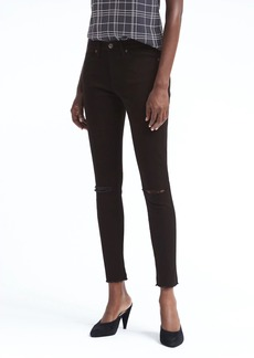 Skinny Zero Gravity Stay Black Ankle Jean