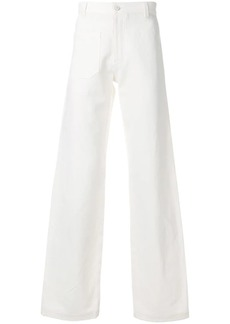 Band of Outsiders A-line trousers