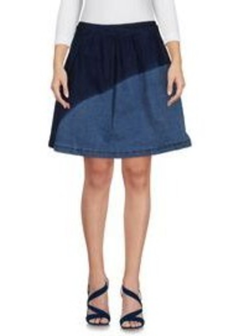 BAND OF OUTSIDERS - Denim skirt