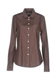 BAND OF OUTSIDERS - Solid color shirts & blouses