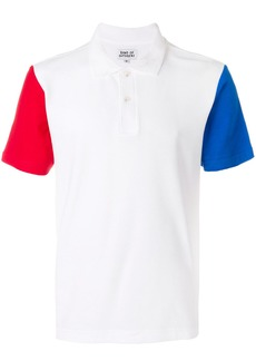 Band Of Outsiders colour block T-shirt - White