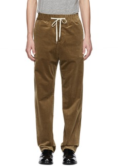 Band of Outsiders Beige Vintage Corduroy Trousers
