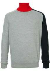 Band of Outsiders colourblock sweater