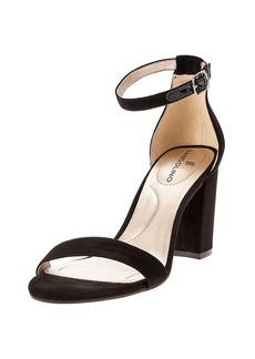 "Bandolino® ""Armory"" Ankle Strap Block Heel Dress Sandals"