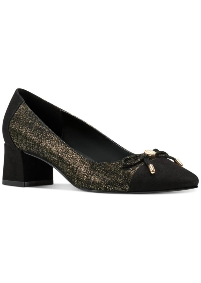 Bandolino Azia Almond Toe Pumps Women's Shoes