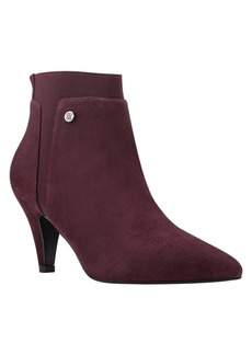 Bandolino Bari Pointy Toe Booties Women's Shoes