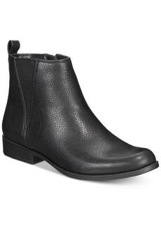 Bandolino Carnot Zip Booties Women's Shoes