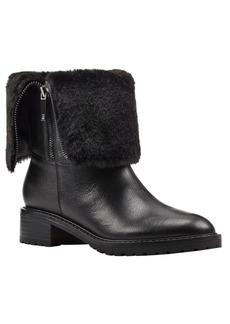 Bandolino Cassy Faux Fur Booties Women's Shoes