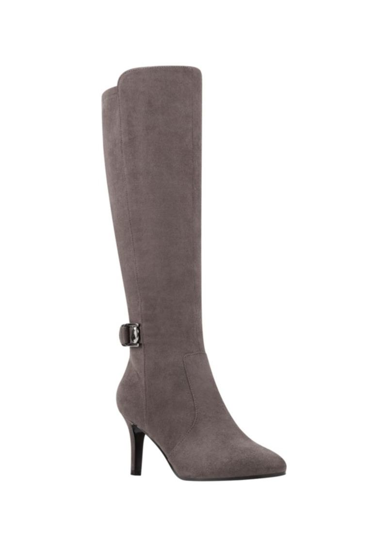 Bandolino Delfie Tall Dress Boots Women's Shoes