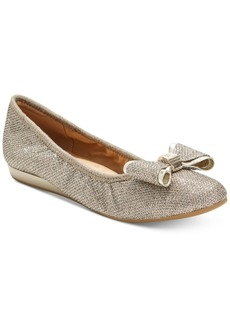 Bandolino Ferrista Bow Flats Women's Shoes