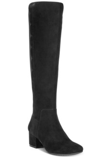 Bandolino Florie Wide-Calf Boots Women's Shoes