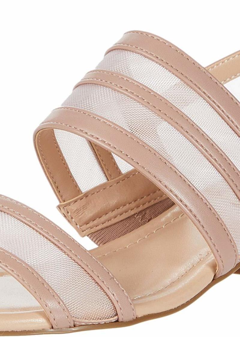 Bandolino Footwear Women's Block Heel Sandal Heeled