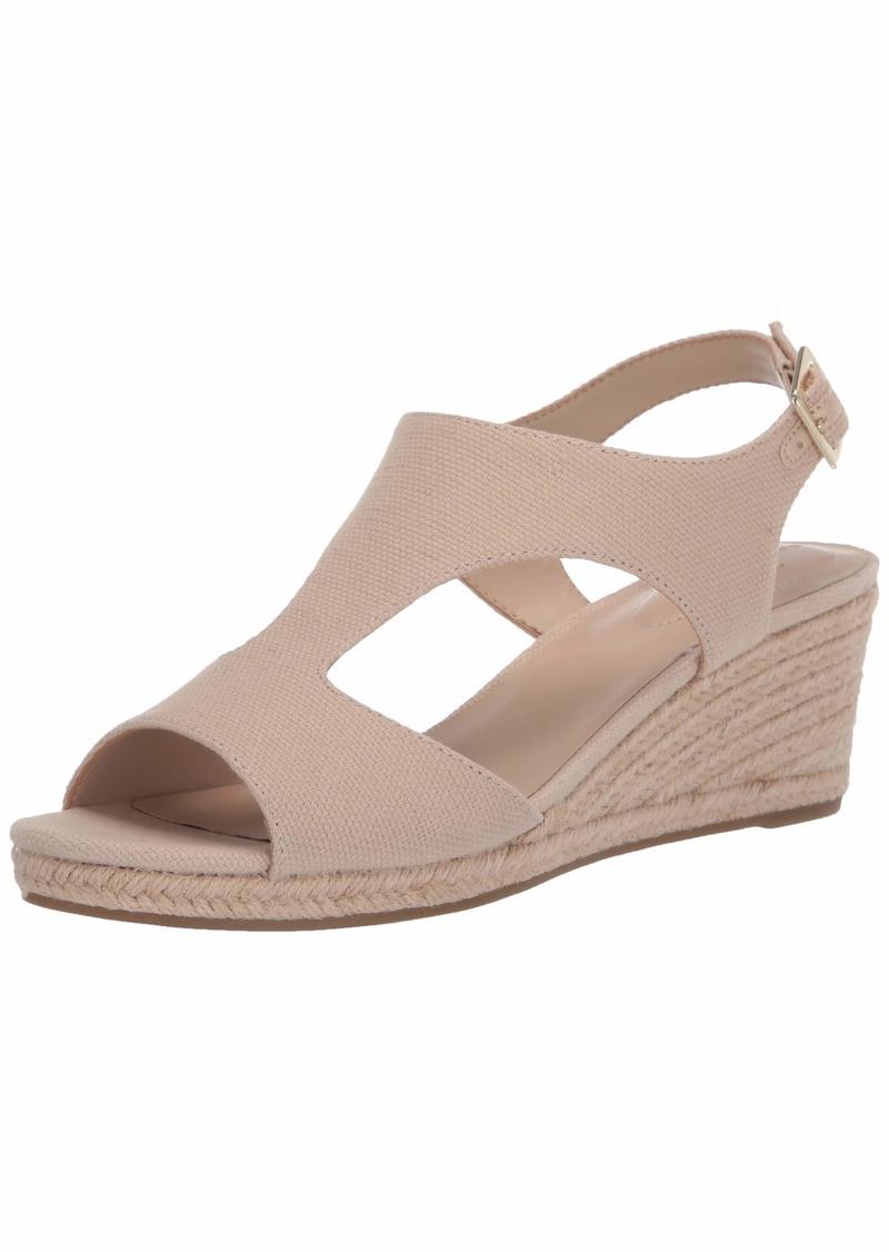 Bandolino Footwear Women's Espadrille Wedge Sandal