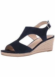 Bandolino Footwear Women's Espadrille Wedge Sandal   M